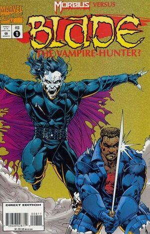 Blade The Vampire-Hunter Vol 1 8