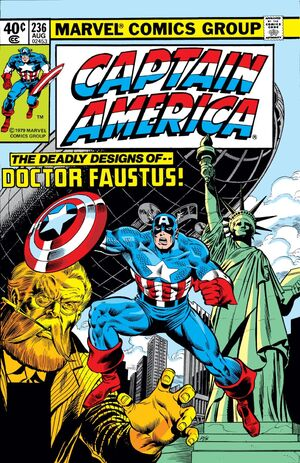 Captain America Vol 1 236