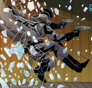 Charlie Cluster-7 (Earth-616) from Uncanny X-Force Vol 1 27