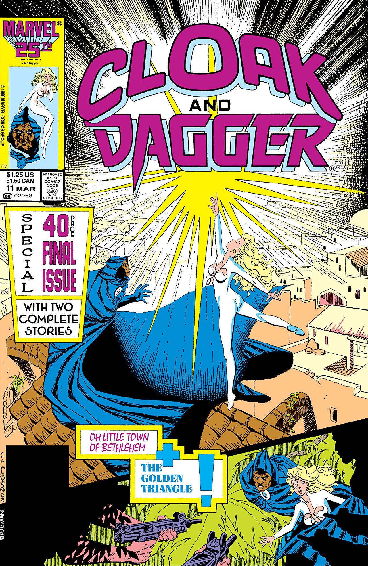 Cloak And Dagger Marvel