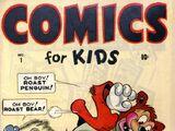 Comics for Kids Vol 1