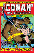 Conan the Barbarian Vol 1 11