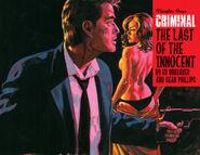 Criminal The Last of the Innocent Vol 1 4 Wraparound