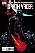 Darth Vader Vol 1 1 Portacio Variant