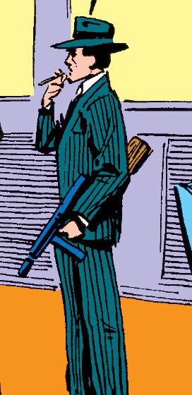 Eddie (Kralian) (Earth-616) from Avengers Annual Vol 1 14 001