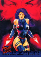 Elizabeth Braddock (Earth-616) from Ultra X-Men (Trading Cards) 1995 Set 0001
