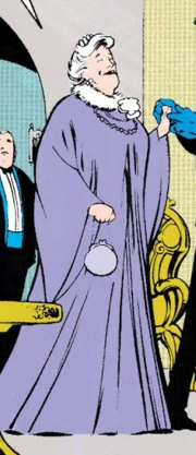 Emelia Witherspoon (Earth-616) from Excalibur Vol 1 55 001