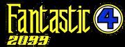 Fantastic Four 2099 Vol 1 Logo