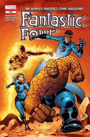 Fantastic Four Vol 1 509