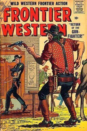 Frontier Western Vol 1 7
