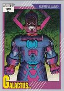Galactus (Earth-616) from Marvel Universe Cards Series II 0001