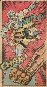 Gauntlets of Ares from Marvel Treasury Edition Vol 1 24 0001