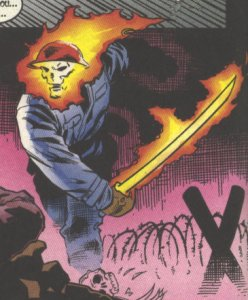 Ghost Rider (Kale) (Earth-616) | Marvel Database | FANDOM powered by