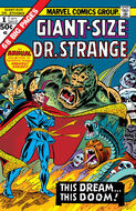 Giant-Size Doctor Strange Vol 1 1