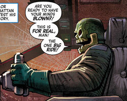 Green Skull (Earth-616) from Captain America Vol 7 1 001