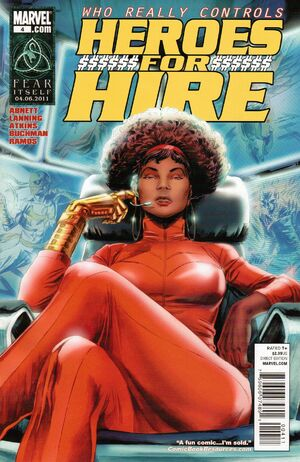 Heroes for Hire Vol 3 4