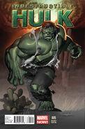 Indestructible Hulk Vol 1 5 Chris Stevens Variant