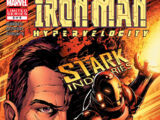 Iron Man: Hypervelocity Vol 1 2