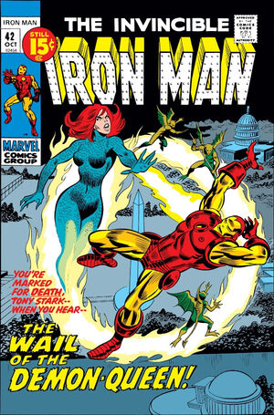 Iron Man Vol 1 42