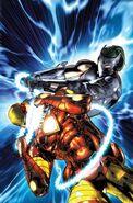 Iron Man vs. Whiplash Vol 1 2 Textless