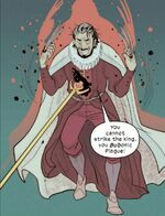 James Howlett (Earth-311) from 1602 Witch Hunter Angela Vol 1 1 004