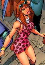 Jean Grey (Earth-7642) from WildC.A.T.s X-Men Vol 1 The Silver Age 001