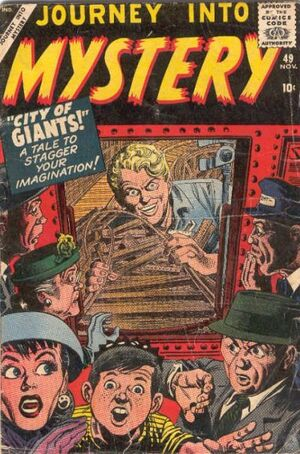 Journey into Mystery Vol 1 49