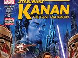 Kanan - The Last Padawan Vol 1 1