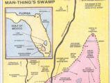 Man-Thing's Swamp