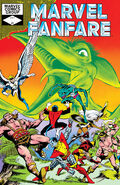 Marvel Fanfare Vol 1 3