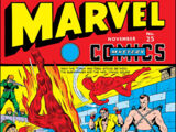 Marvel Mystery Comics Vol 1 25