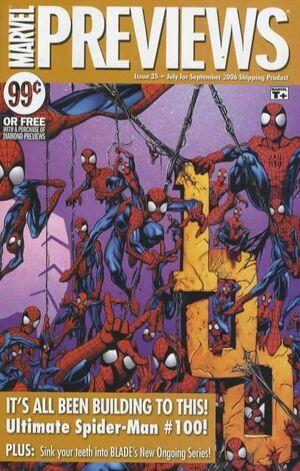Marvel Previews Vol 1 35