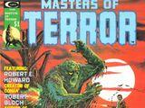 Masters of Terror Vol 1 1