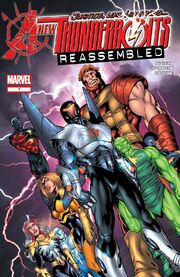 New Thunderbolts Vol 1 1