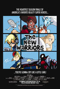 New Warriors Vol 3 6 Textless