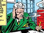 Newsome (Earth-616) from Captain America Comics Vol 1 5
