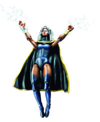 Ororo Munroe (Earth-616) from Marvel Universe (Toys) Series 4 Wave XVIII 0001