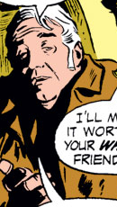 Otto (Earth-616) from Tomb of Dracula Vol 1 1 001