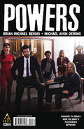 Powers Vol 3 4 Television Variant