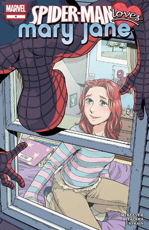 Spider-Man Loves Mary Jane Vol 1 4
