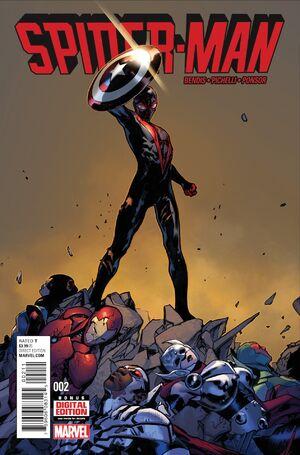 Spider-Man Vol 2 2