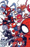 Superior Spider-Man Vol 1 32 Baby Variant Textless
