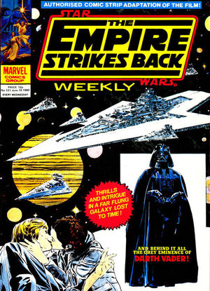 The Empire Strikes Back Weekly (UK) Vol 1 121