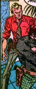 Thomas J. Roberts (Earth-616) Doc Savage Vol 1 3