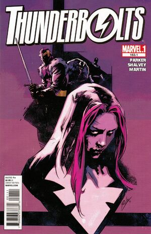 Thunderbolts Vol 1 163.1