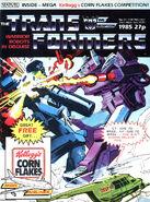 Transformers (UK) Vol 1 25