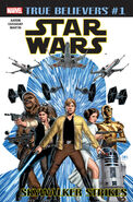 True Believers Star Wars - Skywalker Strikes Vol 1 1