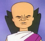 Uatu (Earth-700089) from Fantastic Four (1967 animated series) Season 1 15 0001