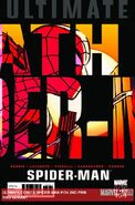 Ultimate Spider-Man Vol 1 154 Second Printing Variant 2