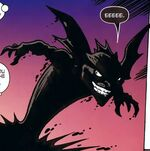 Venom Symbiote (Earth-11911) from Super Hero Squad Spectacular Vol 1 1